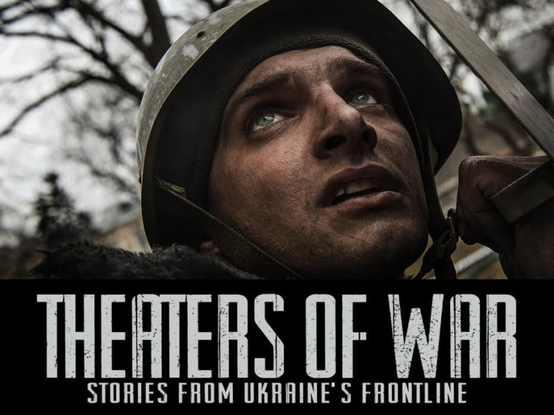 Theaters of War anteprima